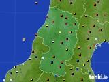2019年09月12日の山形県のアメダス(日照時間)