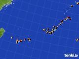 2019年09月17日の沖縄地方のアメダス(気温)