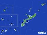 2019年09月20日の沖縄県のアメダス(日照時間)