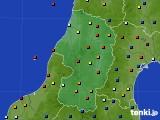 2019年09月20日の山形県のアメダス(日照時間)