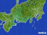 東海地方のアメダス実況(積雪深)(2020年01月01日)