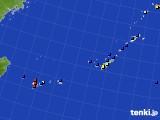2020年01月13日の沖縄地方のアメダス(日照時間)