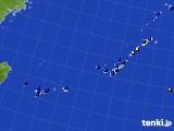 2020年01月19日の沖縄地方のアメダス(日照時間)