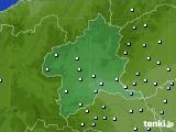 群馬県のアメダス実況(降水量)(2020年01月28日)