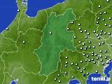 2020年01月28日の長野県のアメダス(降水量)