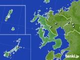長崎県のアメダス実況(降水量)(2020年01月29日)