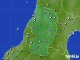 2020年01月30日の山形県のアメダス(降水量)