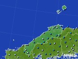 アメダス実況(気温)(2020年01月31日)
