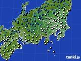 アメダス実況(気温)(2020年02月05日)