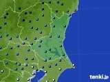 アメダス実況(気温)(2020年02月06日)