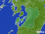 2020年02月15日の熊本県のアメダス(降水量)