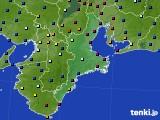2020年02月26日の三重県のアメダス(日照時間)