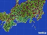 東海地方のアメダス実況(日照時間)(2020年03月01日)