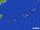 沖縄地方のアメダス実況(日照時間)(2020年03月03日)