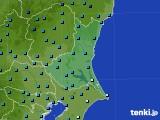 アメダス実況(気温)(2020年03月14日)