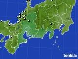 東海地方のアメダス実況(降水量)(2020年03月15日)