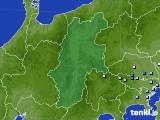 長野県のアメダス実況(降水量)(2020年04月27日)