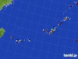 沖縄地方のアメダス実況(日照時間)(2020年04月28日)