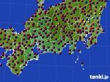 東海地方のアメダス実況(日照時間)(2020年04月30日)