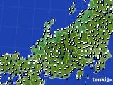北陸地方のアメダス実況(風向・風速)(2020年04月30日)
