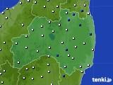 福島県のアメダス実況(風向・風速)(2020年04月30日)