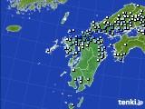 九州地方のアメダス実況(降水量)(2020年05月03日)