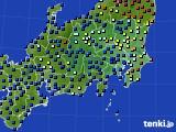 関東・甲信地方のアメダス実況(日照時間)(2020年05月03日)