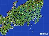 関東・甲信地方のアメダス実況(日照時間)(2020年05月04日)