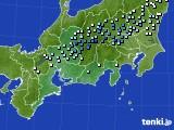 東海地方のアメダス実況(降水量)(2020年05月06日)