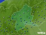 2020年05月06日の群馬県のアメダス(降水量)
