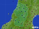 2020年05月13日の山形県のアメダス(日照時間)