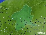 2020年05月16日の群馬県のアメダス(降水量)