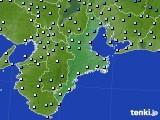 2020年05月16日の三重県のアメダス(降水量)