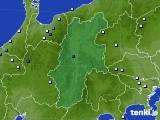 長野県のアメダス実況(降水量)(2020年05月19日)