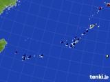 沖縄地方のアメダス実況(日照時間)(2020年05月19日)