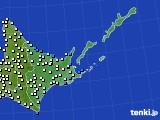 アメダス実況(気温)(2020年05月21日)