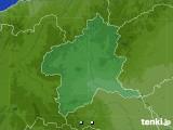 群馬県のアメダス実況(降水量)(2020年05月28日)