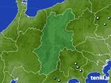 長野県のアメダス実況(降水量)(2020年05月29日)