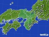 2020年05月31日の近畿地方のアメダス(降水量)