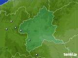 2020年05月31日の群馬県のアメダス(降水量)