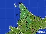 2020年05月31日の道北のアメダス(気温)