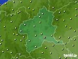 2020年05月31日の群馬県のアメダス(気温)