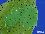 福島県のアメダス実況(日照時間)(2020年06月01日)