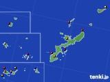 沖縄県のアメダス実況(日照時間)(2020年06月01日)