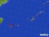 2020年06月02日の沖縄地方のアメダス(日照時間)