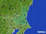 2020年06月02日の茨城県のアメダス(日照時間)