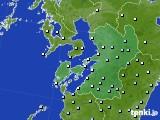 2020年06月03日の熊本県のアメダス(降水量)
