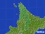 2020年06月03日の道北のアメダス(気温)