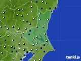 2020年06月05日の茨城県のアメダス(風向・風速)