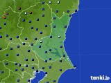 2020年06月06日の茨城県のアメダス(日照時間)